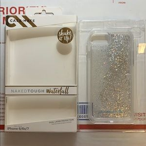Casemate IPhone 6/7/8 waterfall naked tough case